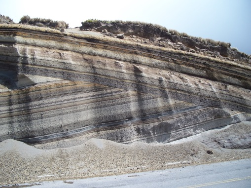 Example of Angular Unconformity