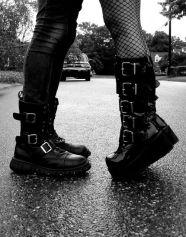 goth couple 17