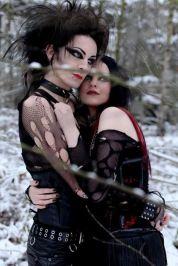 goth couple 32