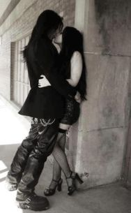 goth couple 33