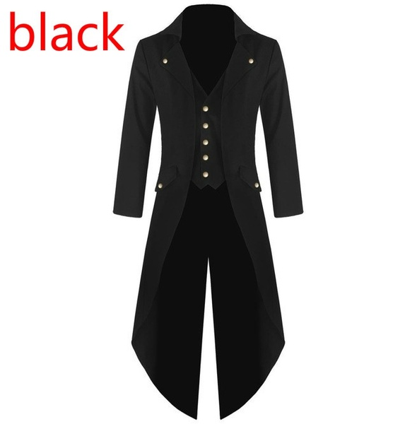 Victorian Tail Coat_black