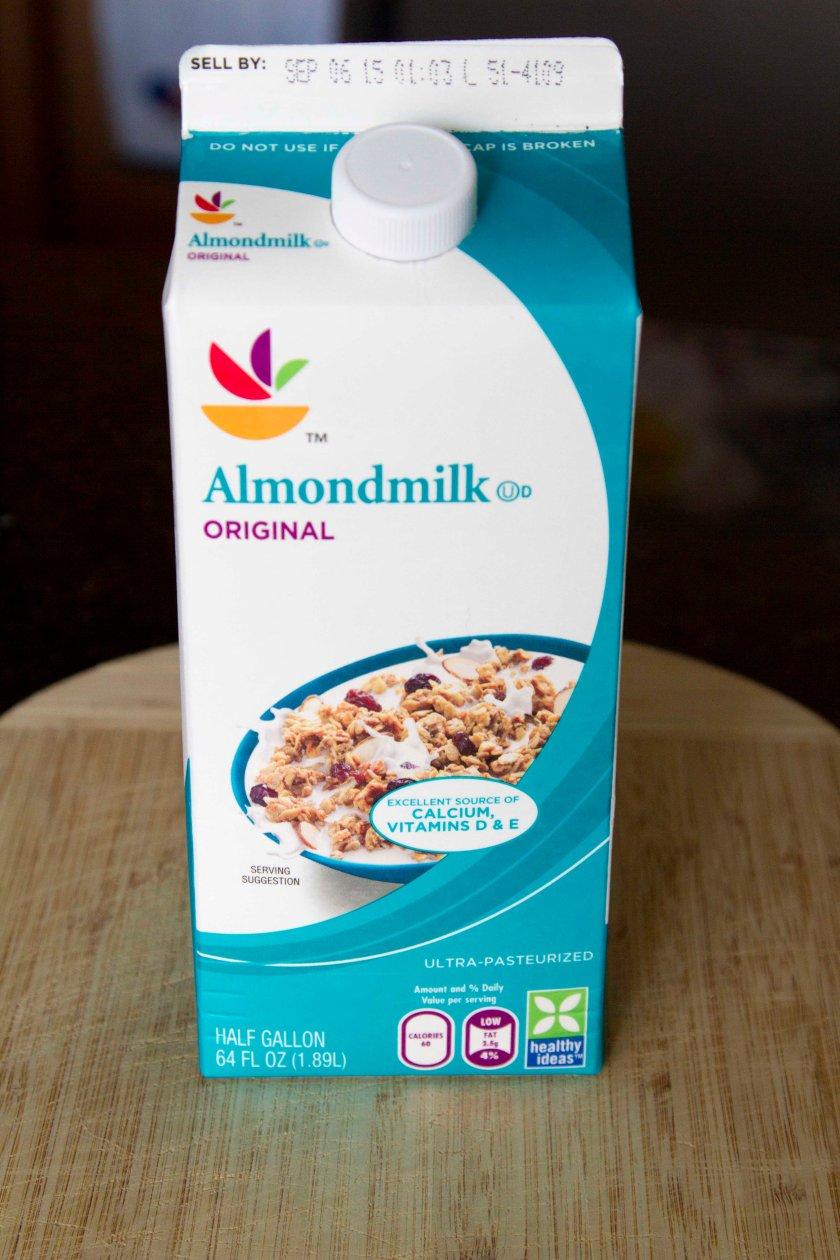 almond milk
